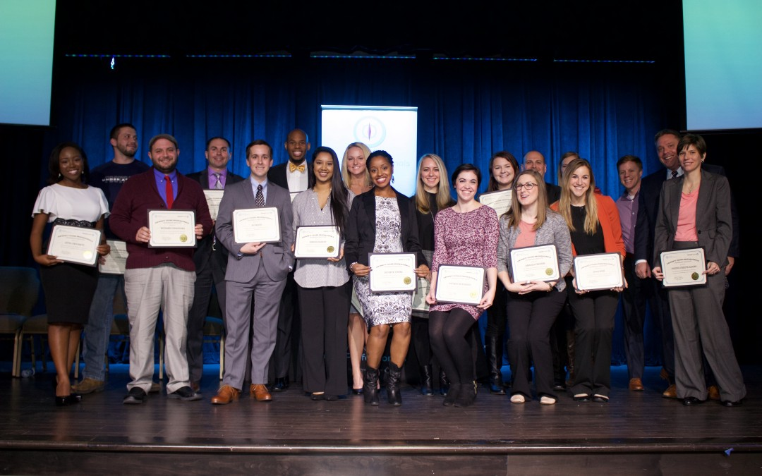 Leadership Institute Graduation – Fall 2016